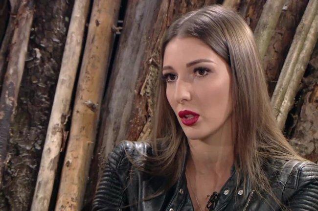 Яна Захарова намерена стать певицей