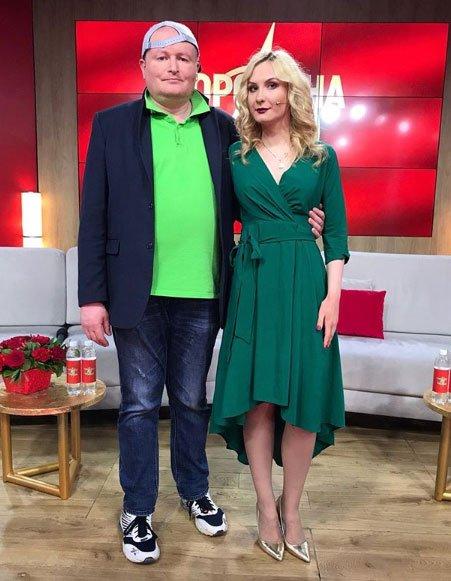 Николай Должанский прокомментировал уход с проекта Кати Богдановой