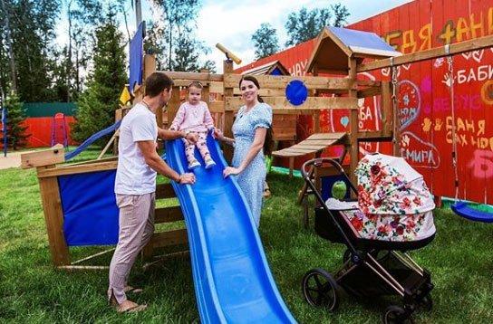 Семья Дмитренко может быть интересной для многих молодых семей с детьми
