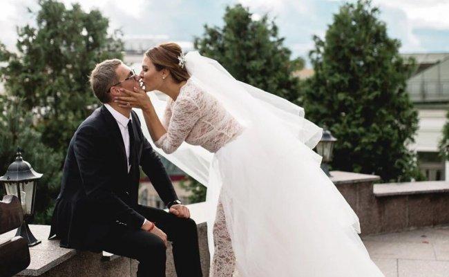 Красивая фотоссесия Александра и Ксении Задойновых