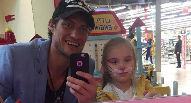 Ксении Задойновой пришлось искать подход к дочери мужа