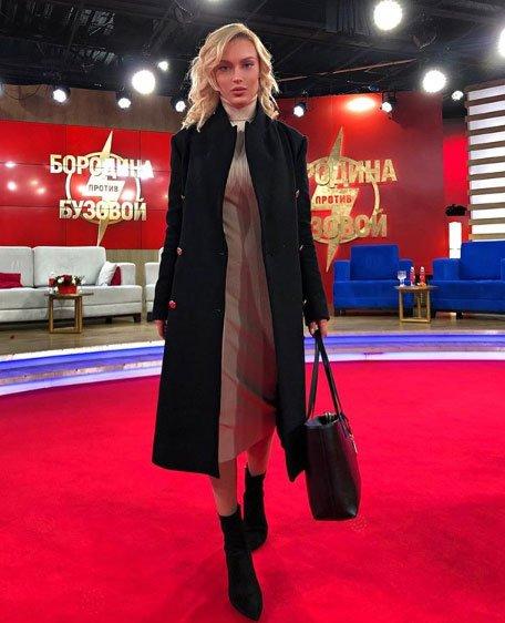 Александре Пономарёвой на проекте не удается выспаться