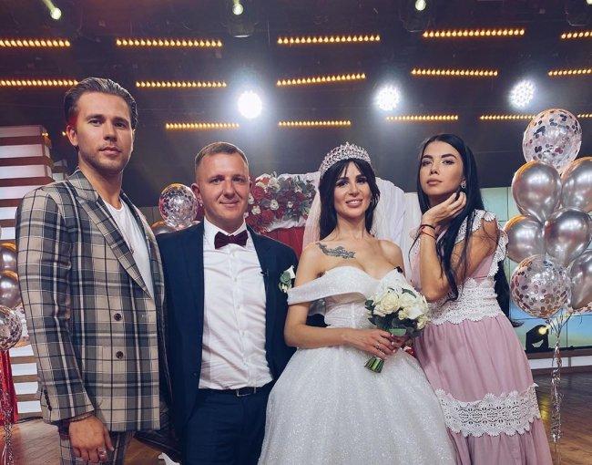 Фотоподборка со свадьбы Илья Яббарова и Анастасии Голд