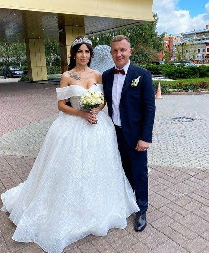 Свадьба Ильи Яббарова и Насти Голд - полный провал