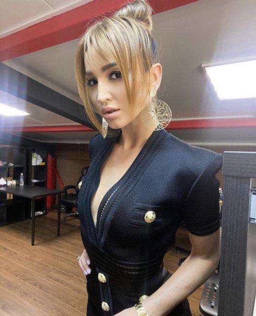 Ольга Бузова в новом образе. Как вам прическа?