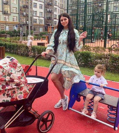 Ольга Рапунцель не стремиться заниматься детьми