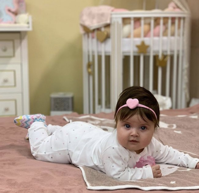 Маленькая куколка Софиюшка