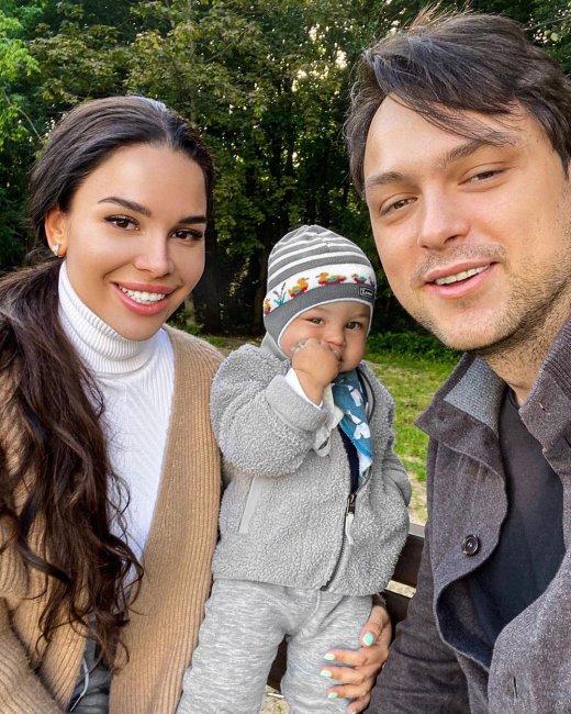 Фотоподборка Екатерины Колисниченко с сыном Савой