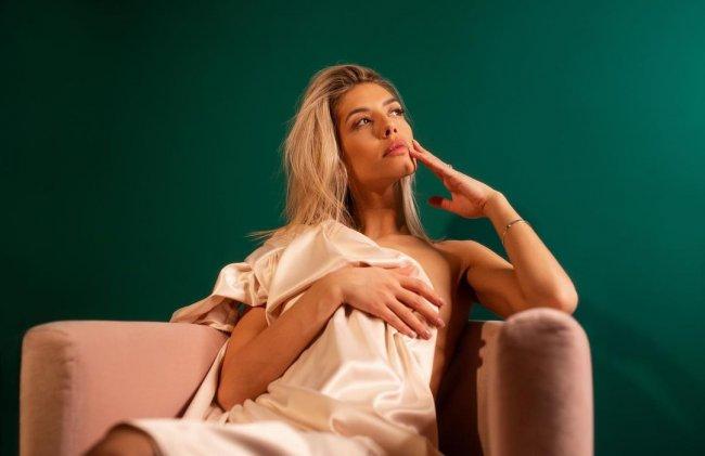 Красивая фотоссесия Анны Мадан
