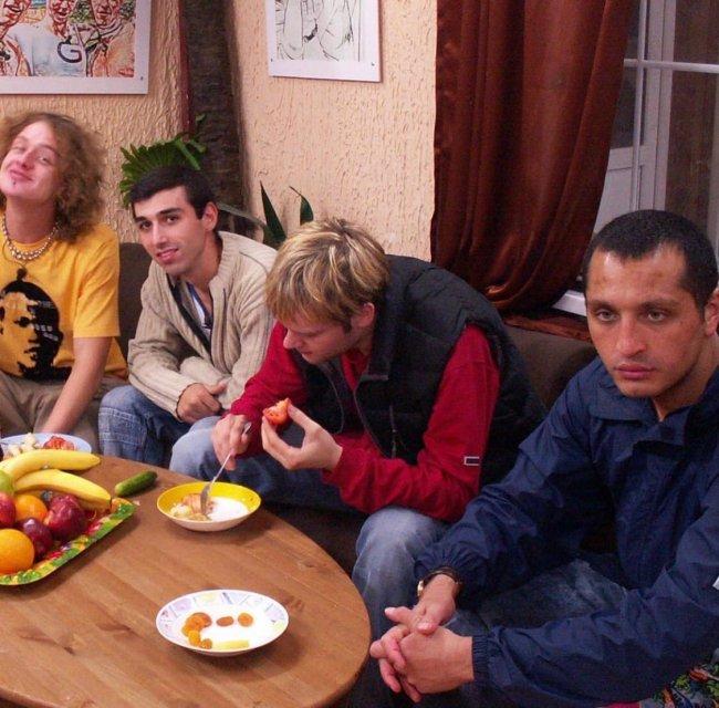 Ретро фотоподборка участников «Дом 2»