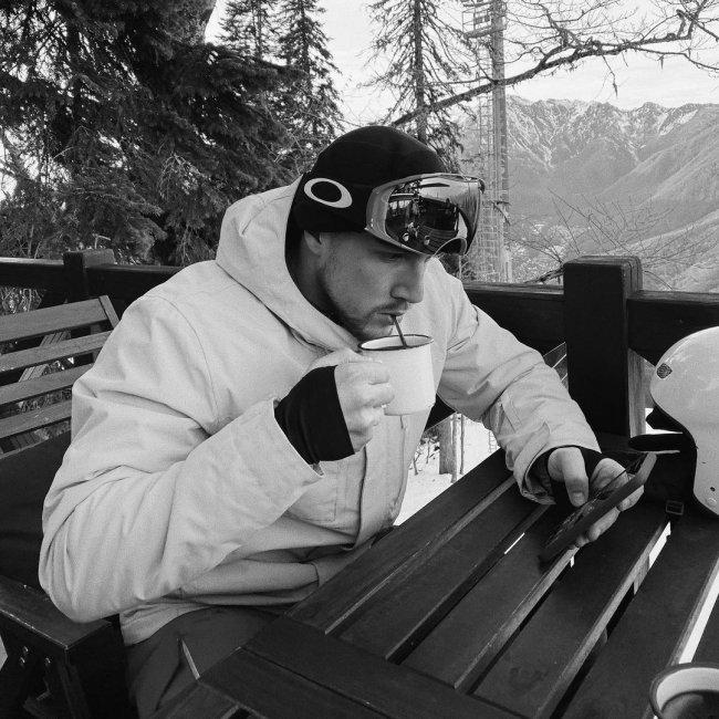 Участники «Дом 2» на горнолыжном курорте