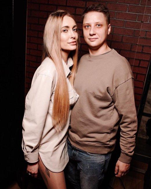 Кристина Дерябина со своей возлюбленной Аленой