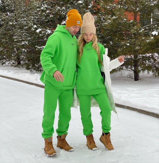 Красивая пара Андрей и Кристина Черкасовы