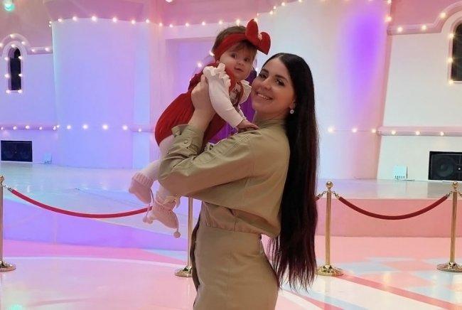Ольга Рапунцель рассказала о достижениях своей младшей дочери Софии