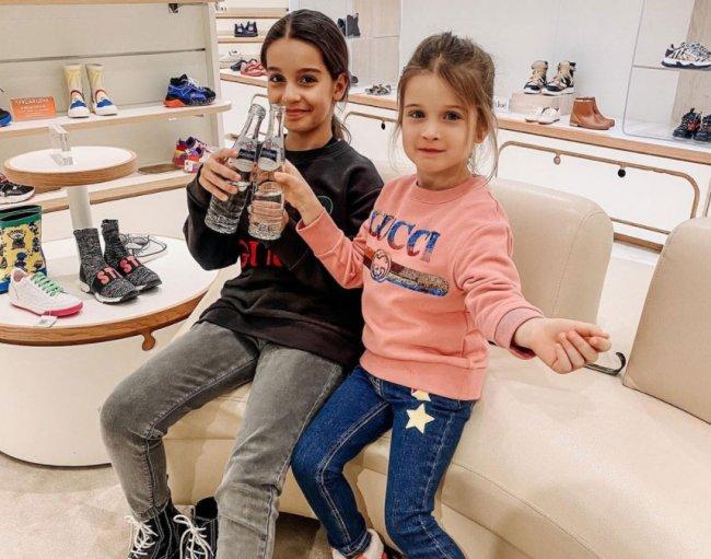 Ксения Бородина уверена, что родителя обязательно должны отдыхать без детей