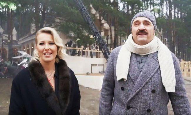 Валерий Комиссаров хочет вернуть на «Дом 2» в качестве ведущей Ксению Собчак