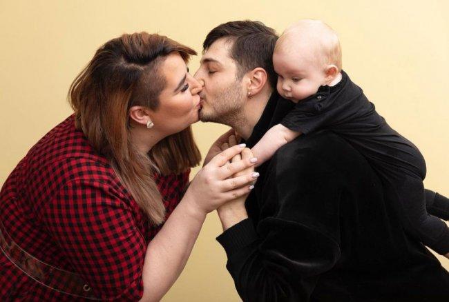 Саша Черно: Правду говорят, что от большой любви рождаются красивые дети