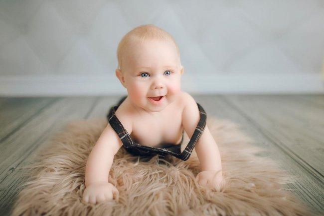 Фотоссесия маленького красавца Стефана Оганесяна