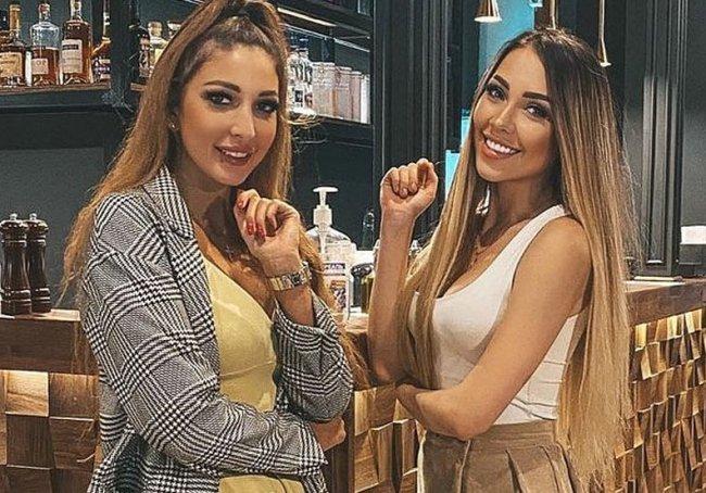 Алена Савкина и Яна Захарова больше не лучшие подруги