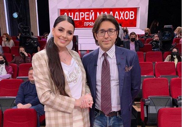 В сети обсуждают недовольство Андрея Малахова знакомством с Рапунцель
