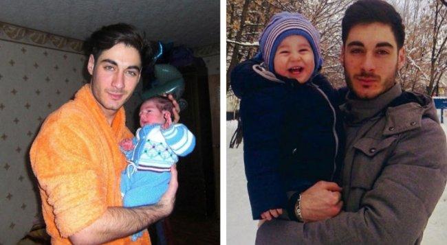 Тигран Салибеков: Сегодня нашему ангелу хранителю исполняется 9 лет
