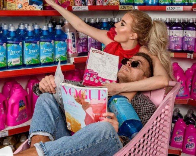Никита Уманский полюбил походы по магазинам со своей женой