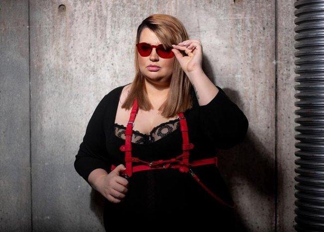 Саша Черно поддержала Инстасамку и потеряла уважение подписчиков
