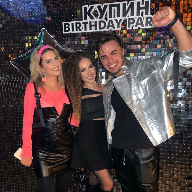 Фотоподборка со Дня рождения Алексея Купина