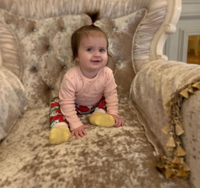 Оля Рапунцель рассказала о достижениях своей младшей дочери Софии