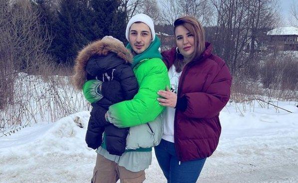 Черно и Оганесян хотят как можно скорее стать родителями еще раз