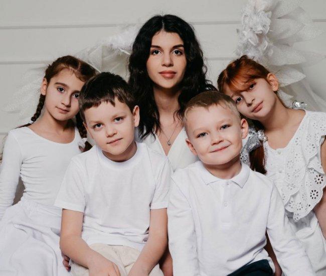 Алиана Устиненко открыла благотворительный фонд, и будет помогать нуждающимся детям