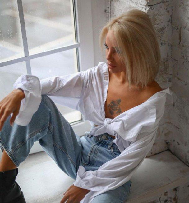Юлия Щеглова ответила критикам, обсуждающим её излишнюю худобу
