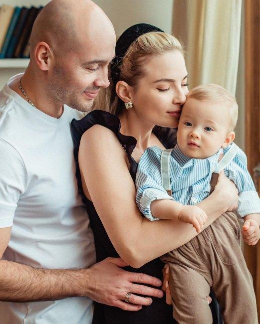 Семья Черкасовых очень любит фотографироваться