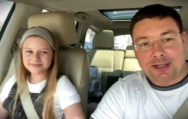 Андрей Чуев очень гордится своей дочерью от первого брака