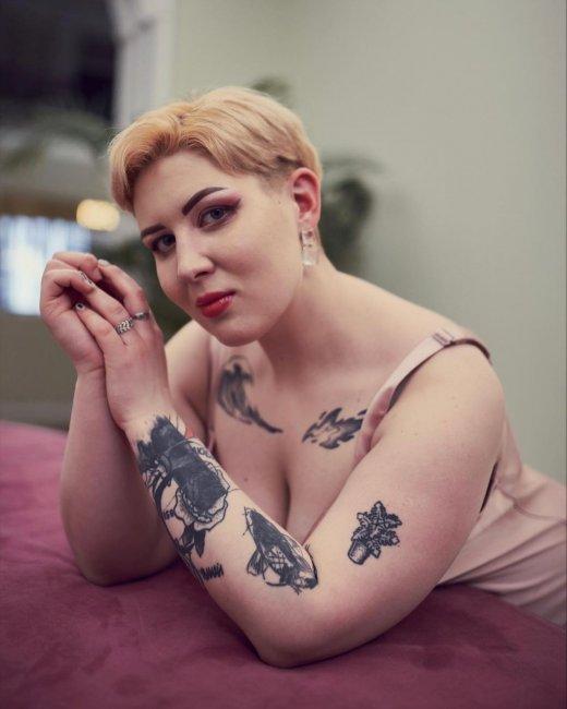 Фотоссесия экс-участницы «Дом 2» Ульяны Павловой