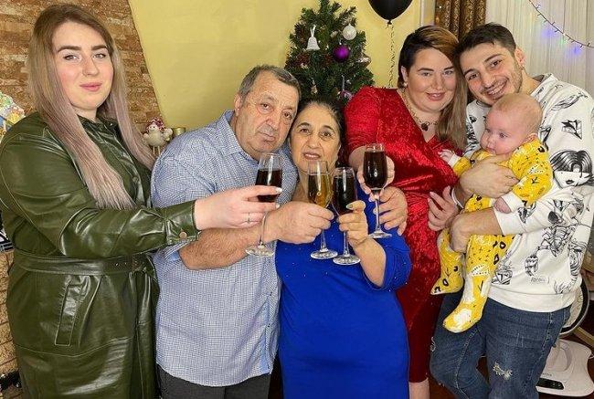 Саша Черно решила разъехаться с родителями мужа