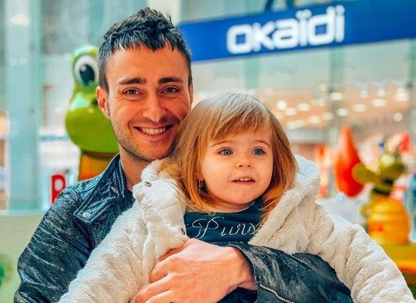 Алексей Безус восполняет пробелы в общении с дочерью