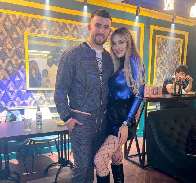 Юлия Жукова и Игорь Григорьев счастливы вместе за периметром назло всем хейтерам