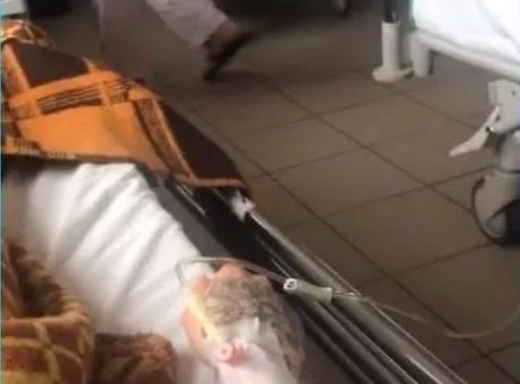 Беременная Клава Безверхова попала в больницу