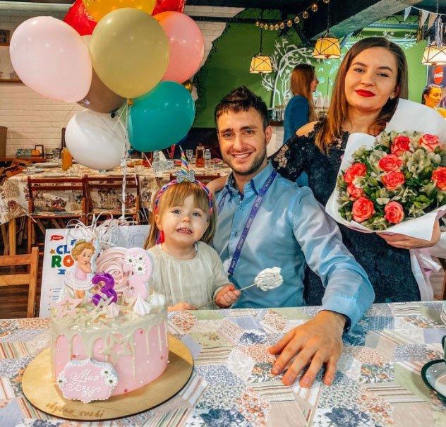 Алексей Безус понял, что настоящее счастье в том, чтобы родители были со своими детьми