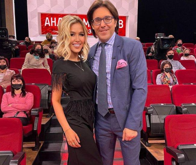Маша Кохно побывала на передаче Андрея Малахова, тема которой была достаточно грустная
