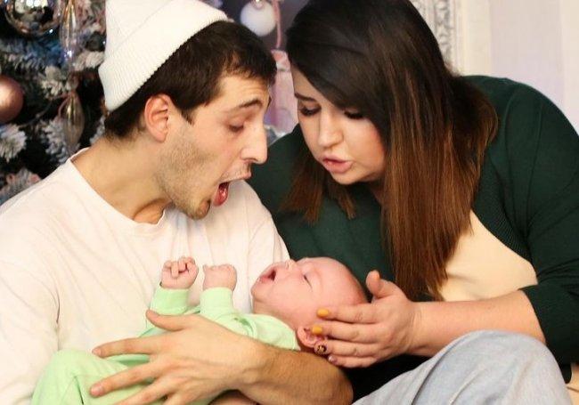 Иосиф Оганесян и Саша Черно разъезжаются с родителями