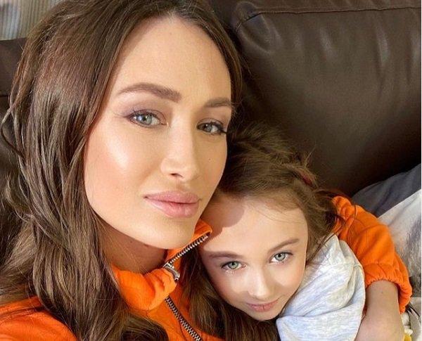 Старшая дочь Алены Ашмариной стала моделью