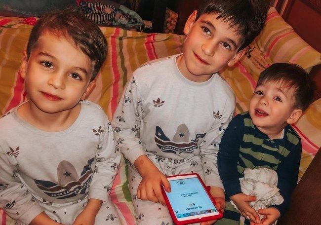 Тигран Салибеков вернул детям детство: отобрал гаджеты