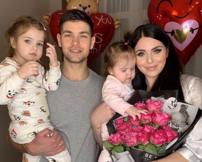 Ольга и Дмитрий Дмитренко стараются дать своим детям все то, чего были лишены сами