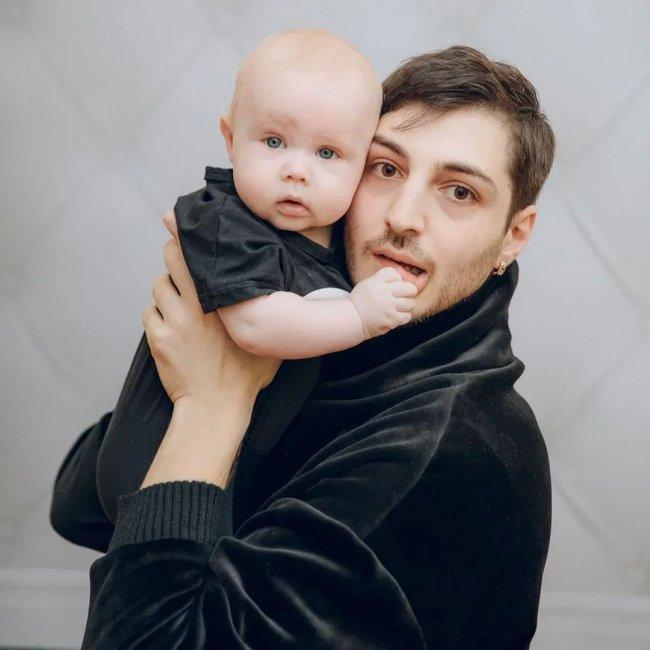 Фотоподборка Иосифа Оганесяна с сыном Стефаном