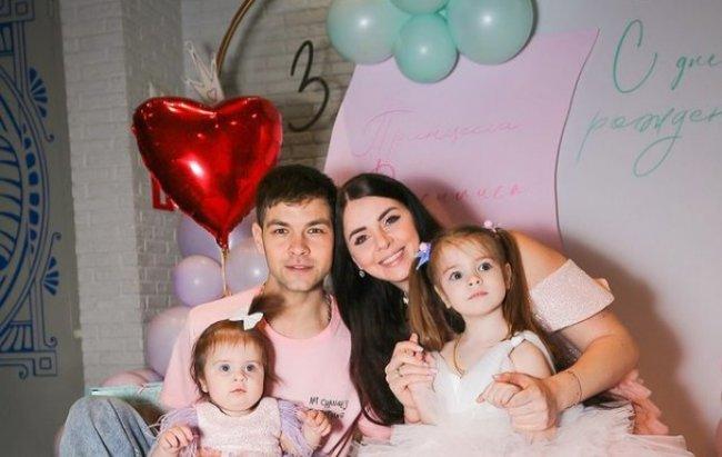 Ольга Рапунцель принимает поздравления с 34-летием
