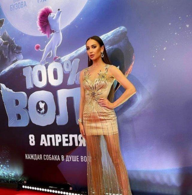 Ольга Бузова озвучила героя в мультфильме «100% волк»