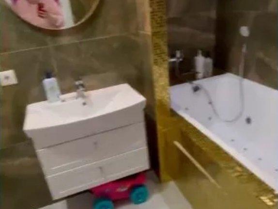 Саша Черно показала новую квартиру после переезда