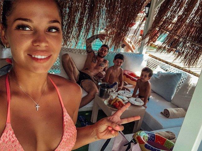 Красивая фотоподборка счастливой семьи Салибековых